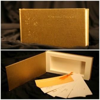 Undangan pernikahan kotak pensil unik
