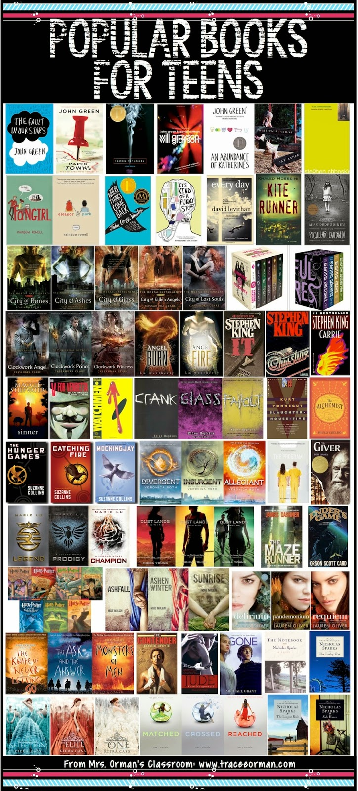 Free books fiction download teen