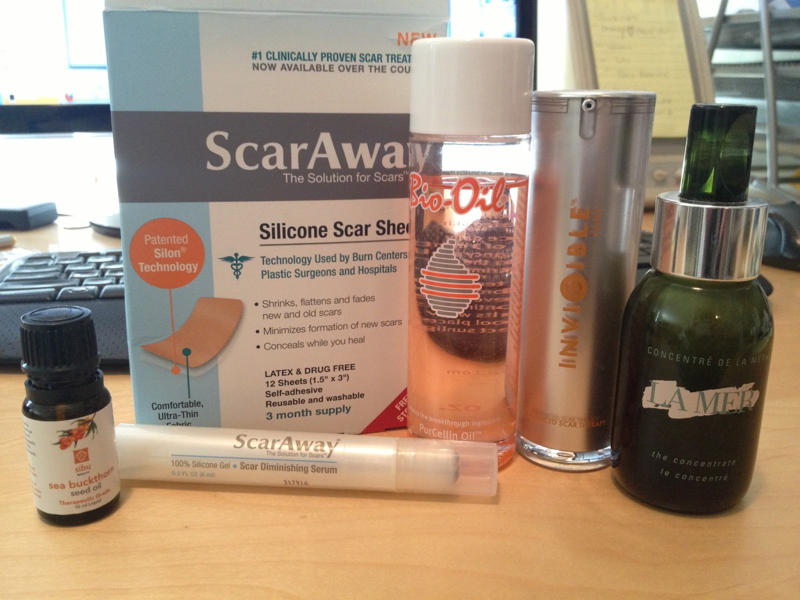 how to use scaraway silicone sheets