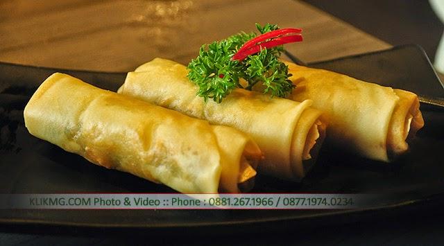 Lumpia Bebek - Table 9 Kitchen Resto Purwokerto