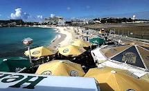 Top Cam: Maho Beach