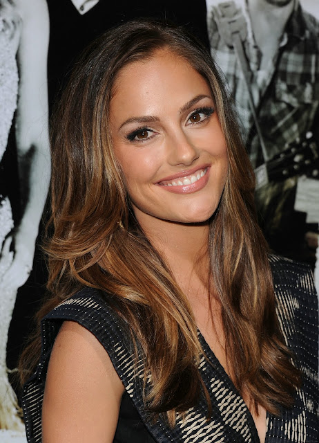 American Actress Minka Kelly Photo Gallery