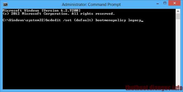 Cách vào Safe Mode trong windows XP, windows 7 và windows 8