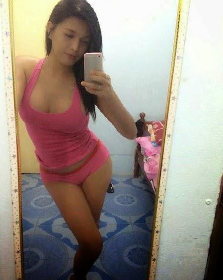 mesti tengok gambar gambar selfie gadis melayu yang tak