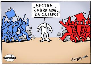 Sectas - J. R. Mora