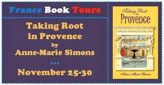 French Village Diaries Taking Root in Provence  Anne-Marie Simons book review France Boot Tours