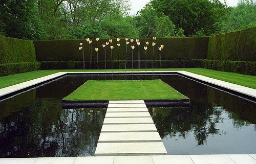 Paisajismo pueblos y jardines arquitectura de paisaje for Jardines minimalistas