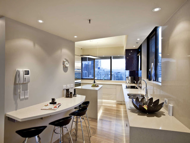 Elegant kitchen