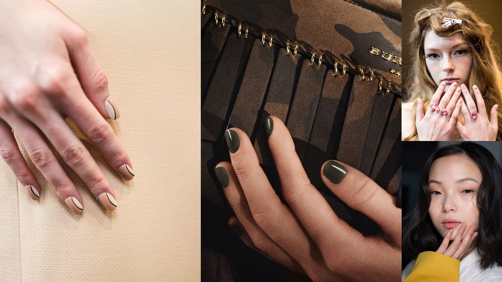 Beauty and the Blogger: Nail Trends for Autumn/Winter 2015
