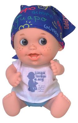 JUGUETES - Juegaterapia : Baby Pelones  Muñeco Alejandro Sanz  Producto Oficial 2015 | Berjuán 0147 | A partir de 3 años  Comprar en Amazon.es