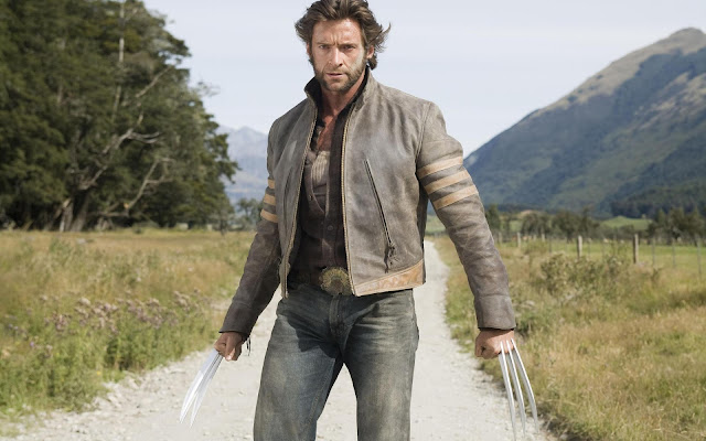 Hugh Jackman Wolverine James Logan