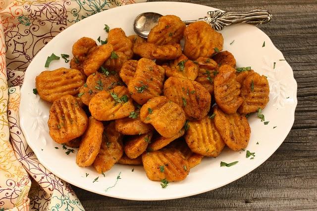 Street food cuisine du monde recette de gnocchis la - Cuisiner des gnocchis ...