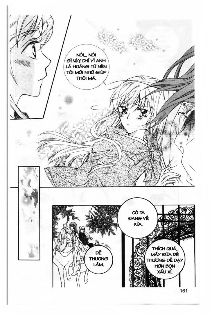 A Kiss For My Prince - Nụ Hôn Hoàng Tử Chapter 10 - Trang 29