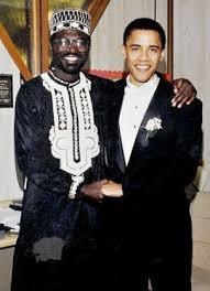 Malik+and+Barack+Obama V.P. of Supreme Constitutional Court in Egypt: Obama's brother is Muslim Brotherhood leader