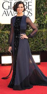 Altın Küre Golden Globe 2013 Kırmızı Halı Elbiseleri