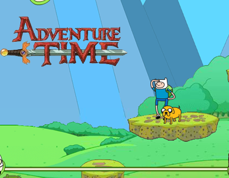 Jogue jogos de Hora de Aventura com Finn & Jake - Missão de Honra