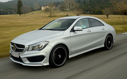 dream13cars test mercedes cla 220 cdi 7g dct fascination. Black Bedroom Furniture Sets. Home Design Ideas