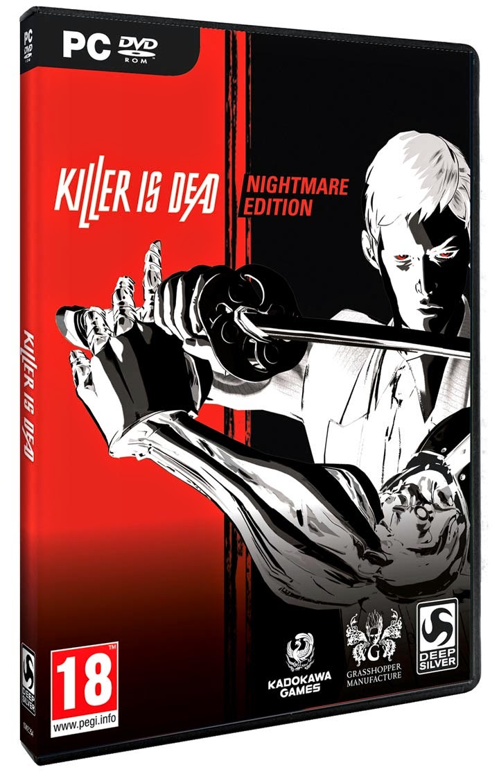 KILLER Download   Jogo Killer is Dead CODEX PC (2014)