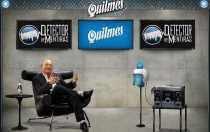 Día del Amigo Quilmes 2011 Chiche Gelblung y el detector de mentiras Quilmes Día del Amigo 2011 Chiche Gelblung detector de mentiras