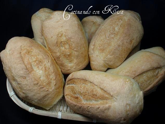Cocinando con kisa pan mi ones kitchenaid y horno for Pane con kitchenaid