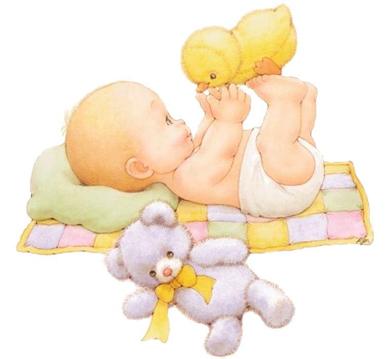 Gifs animados de bebés durmiendo - Imagui