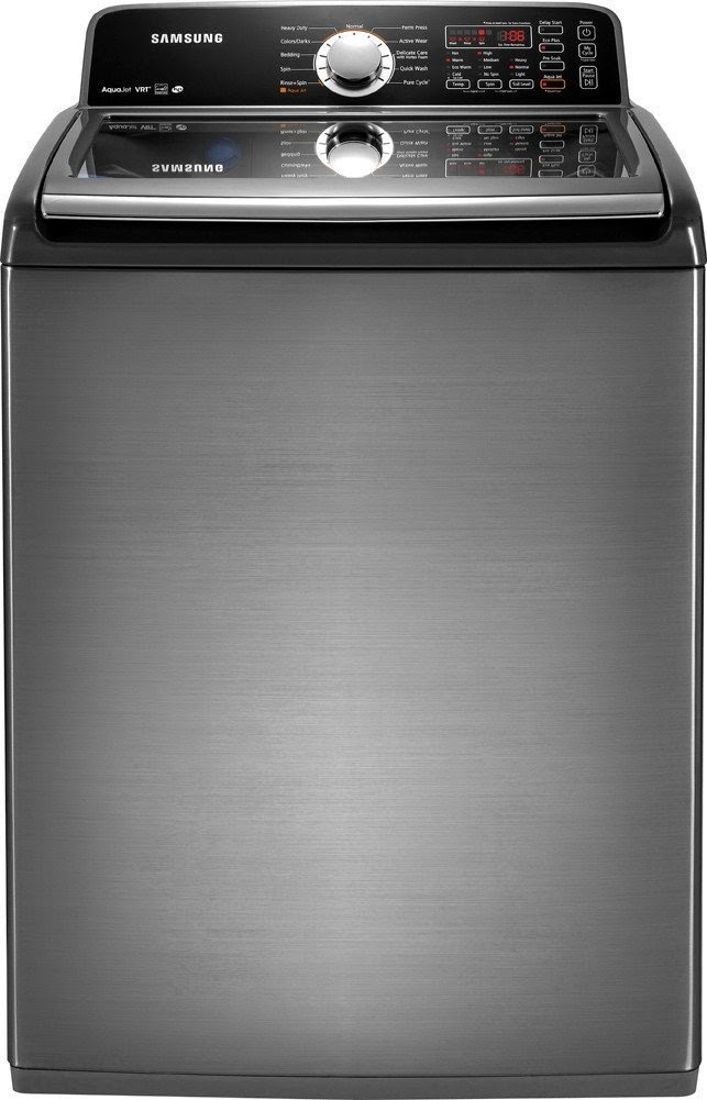 samsung wa456drhdsu 45 cf platinum energy star top load washer - Top Load Washer Reviews
