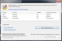 DVDFab Passkey Lite 8.2.0.9