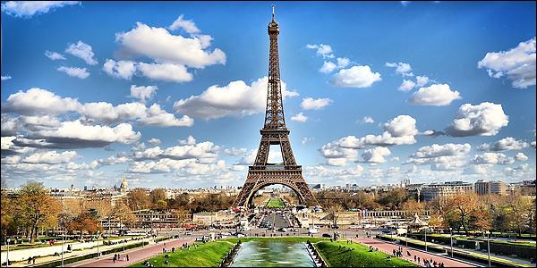 Παρίσι - Πύργος του Άιφελ