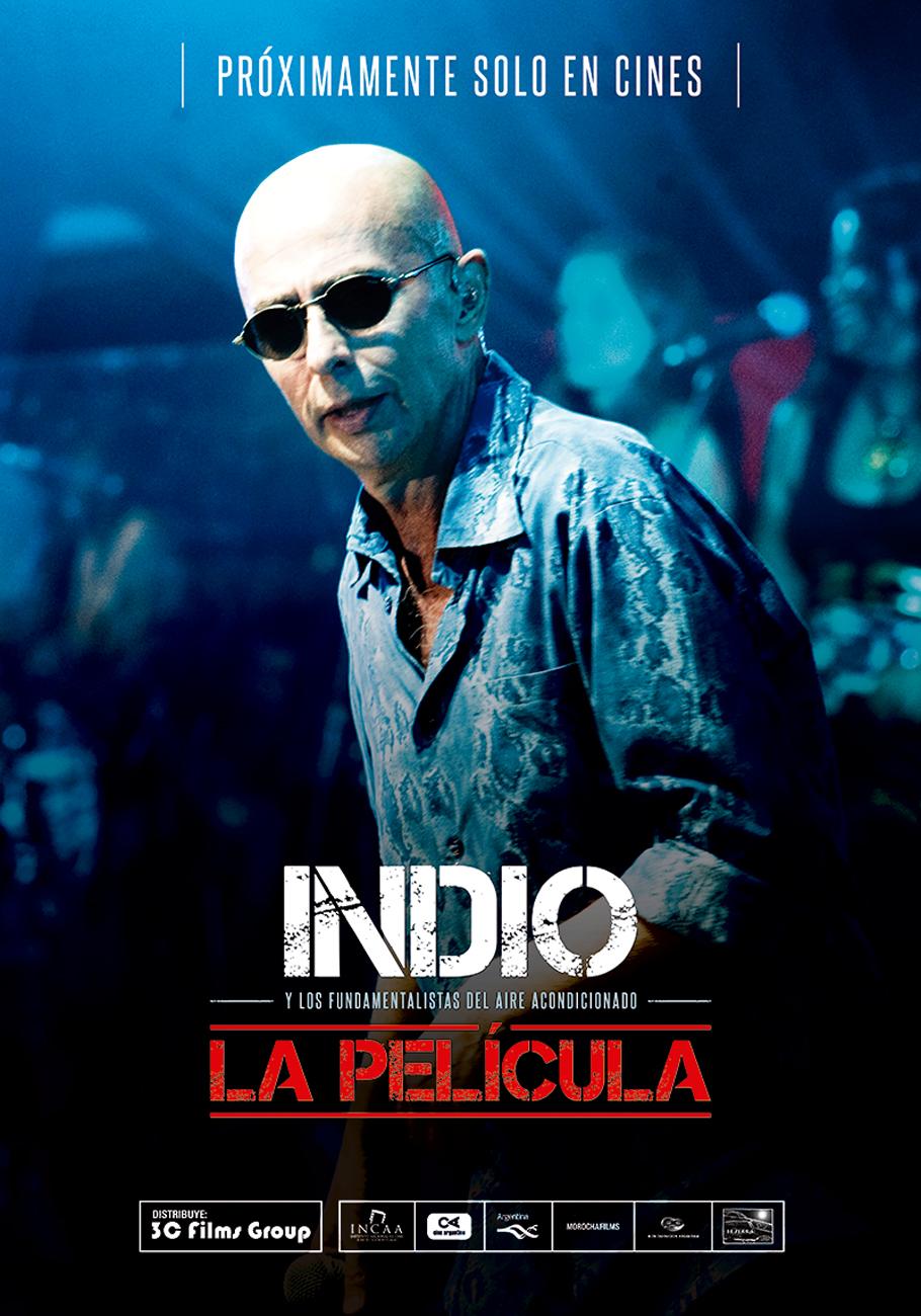 Indio En Concierto | 2015 | 2/2 | DVDrip | Mega | Uptobox