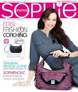 katalog sophie martin paris terbaru edisi maret 2012 april 2012 sudah