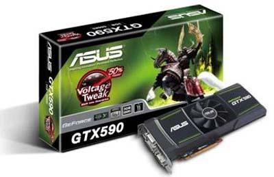 Asus GTX 590 Dual Core