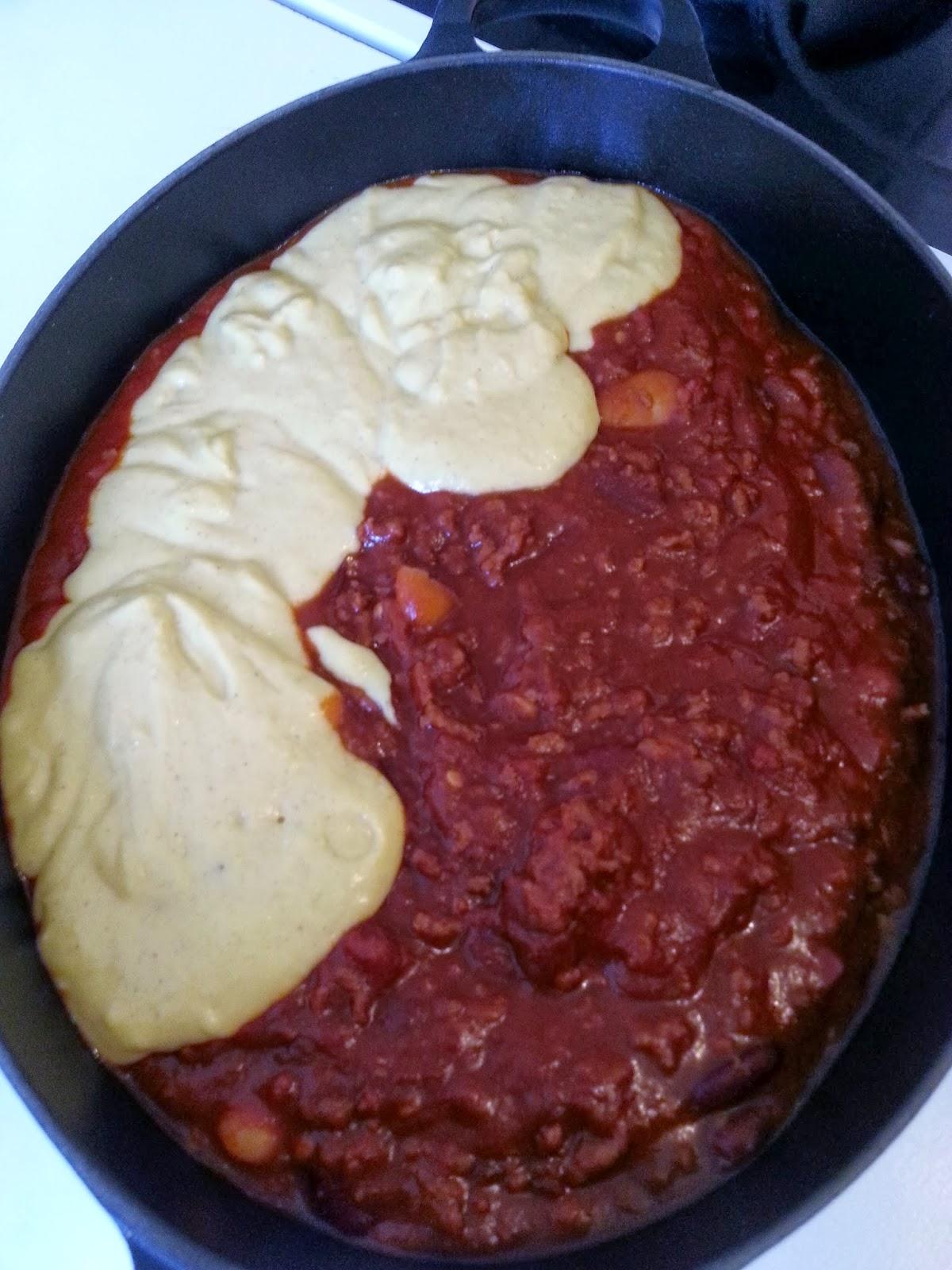 Gravrøverens chili con carne