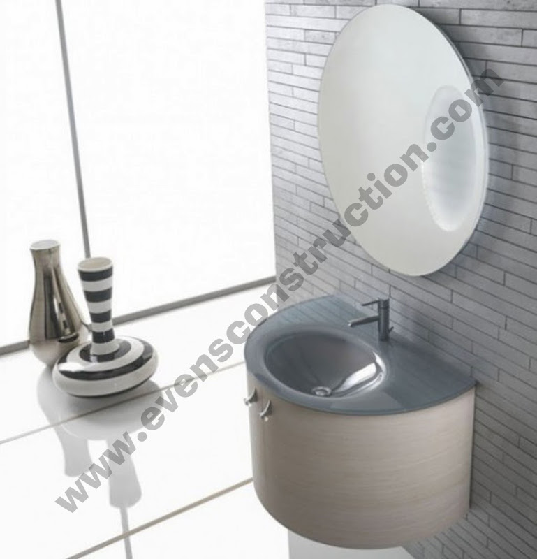 glass wash basin table design title=