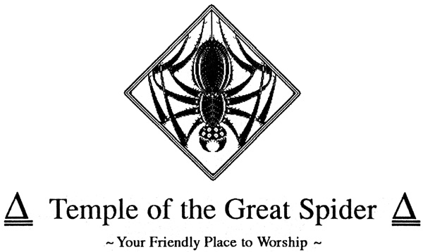 Temple of the Great Spider
