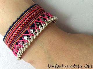 handmade bracelet