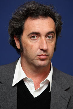 Paolo Sorrentino actores de tv