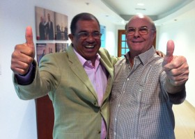"""Diputado Jorge Frias """"Dios es más fuerte que el Diablo, nadie detiene triunfo del pueblo y bases del PRD"""