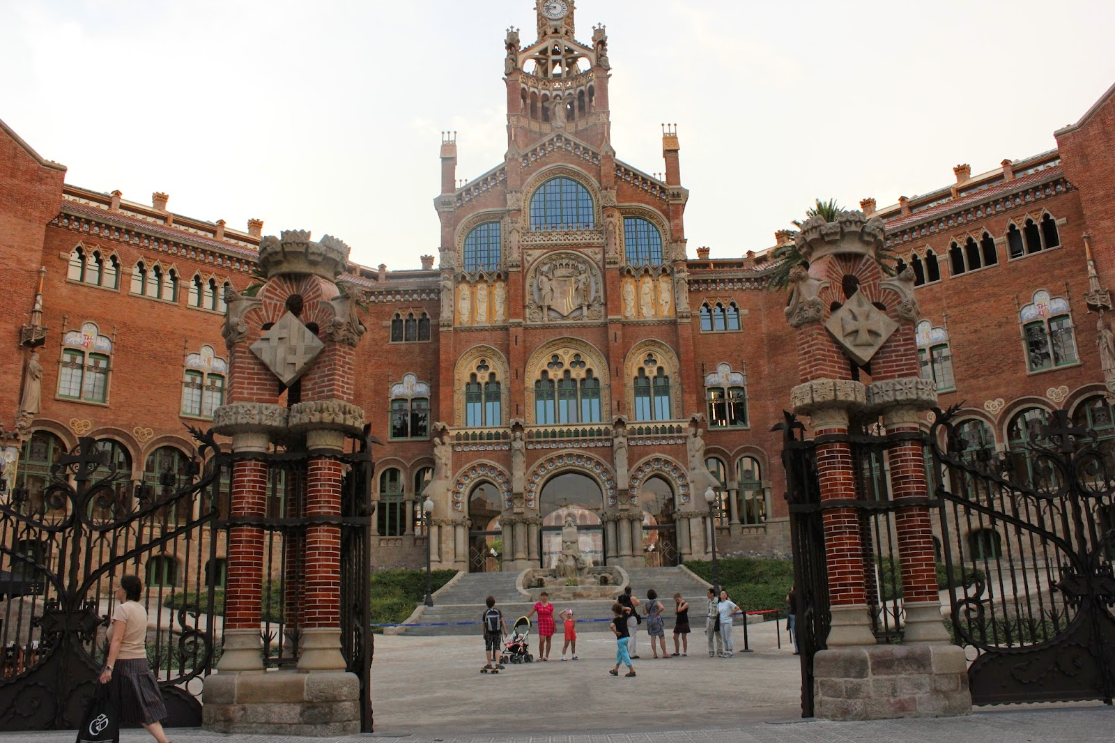 Путешествуем в Барселону