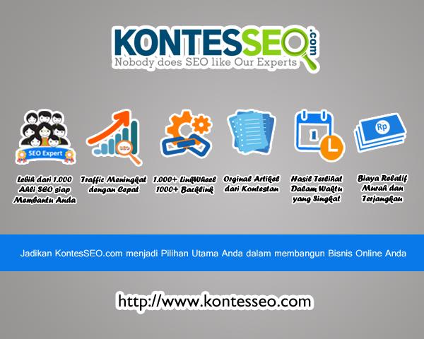 Keunggulan KontesSEO.com sebagai Portal Kontes SEO Terpercaya dan Terbesar di Indonesia