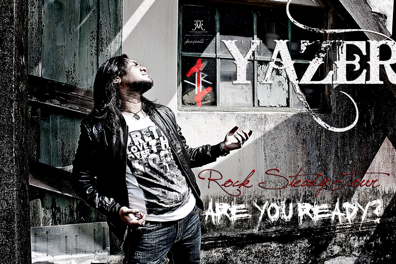 Yazer ROCK STEADY