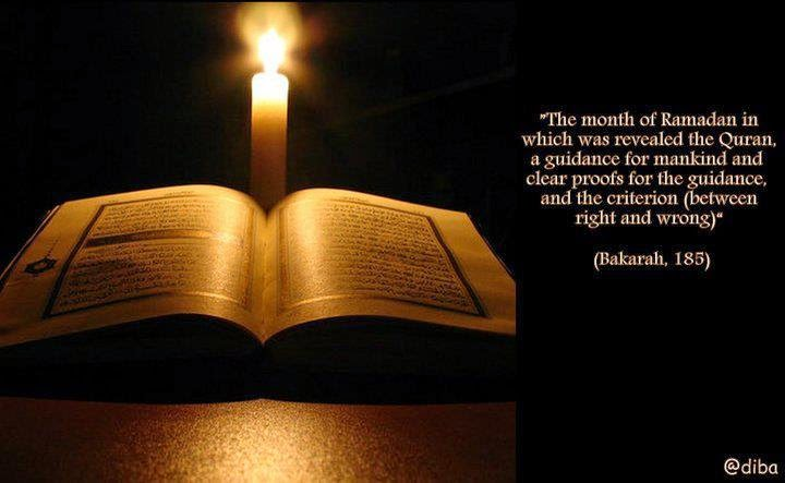 Ramadan, healer of hearts