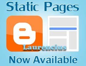 blogger-static-pages