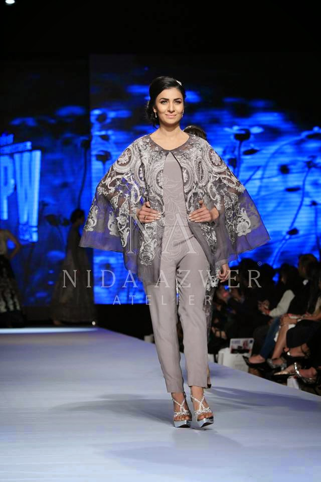 Nida Azwer Stylish Summer Collection