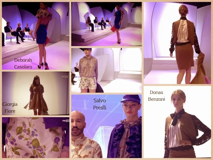 project runway italia, #projectrunwayit, prima puntata, primo eliminato, fox life,