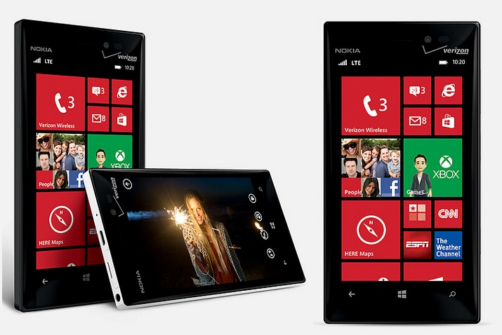 Nokia Lumia 928, Nokia Smartphone