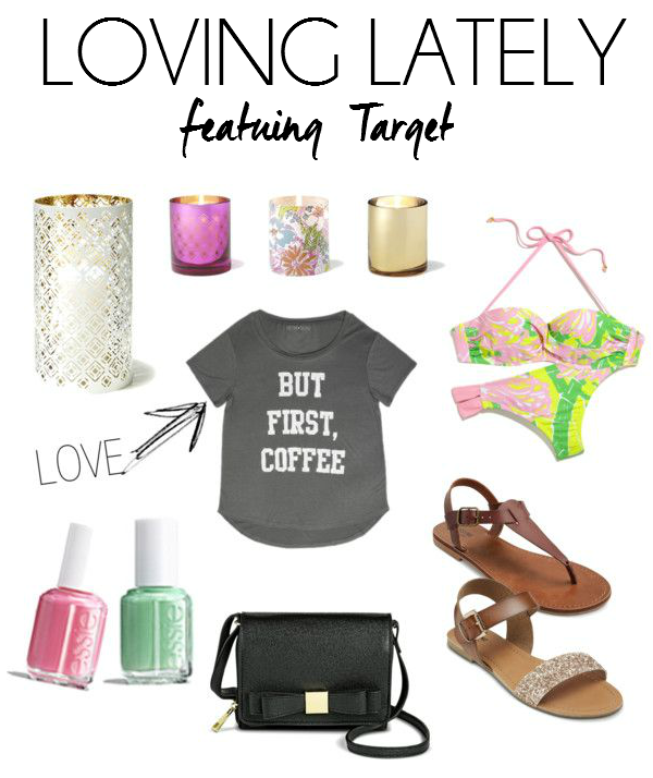 Loving Lately: Featuring Target