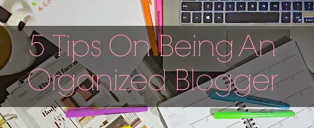 orgnized, blogging, blogger