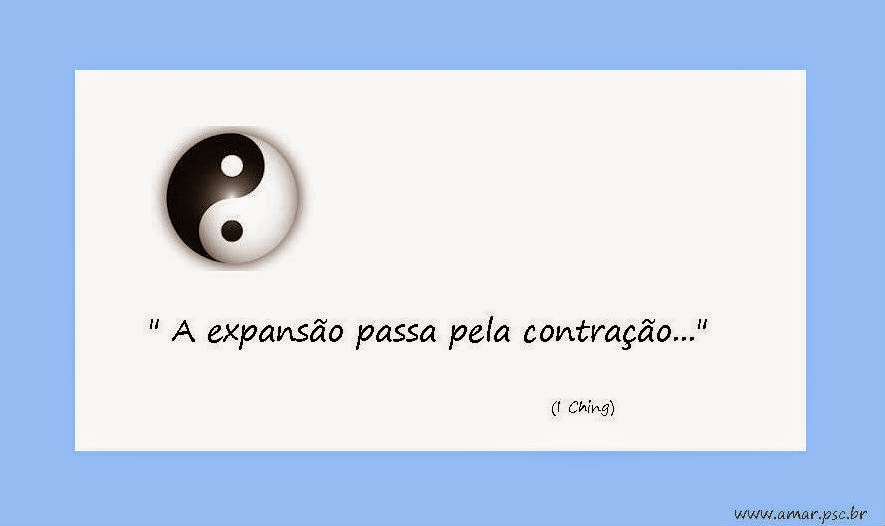 Sabedoria do I Ching...