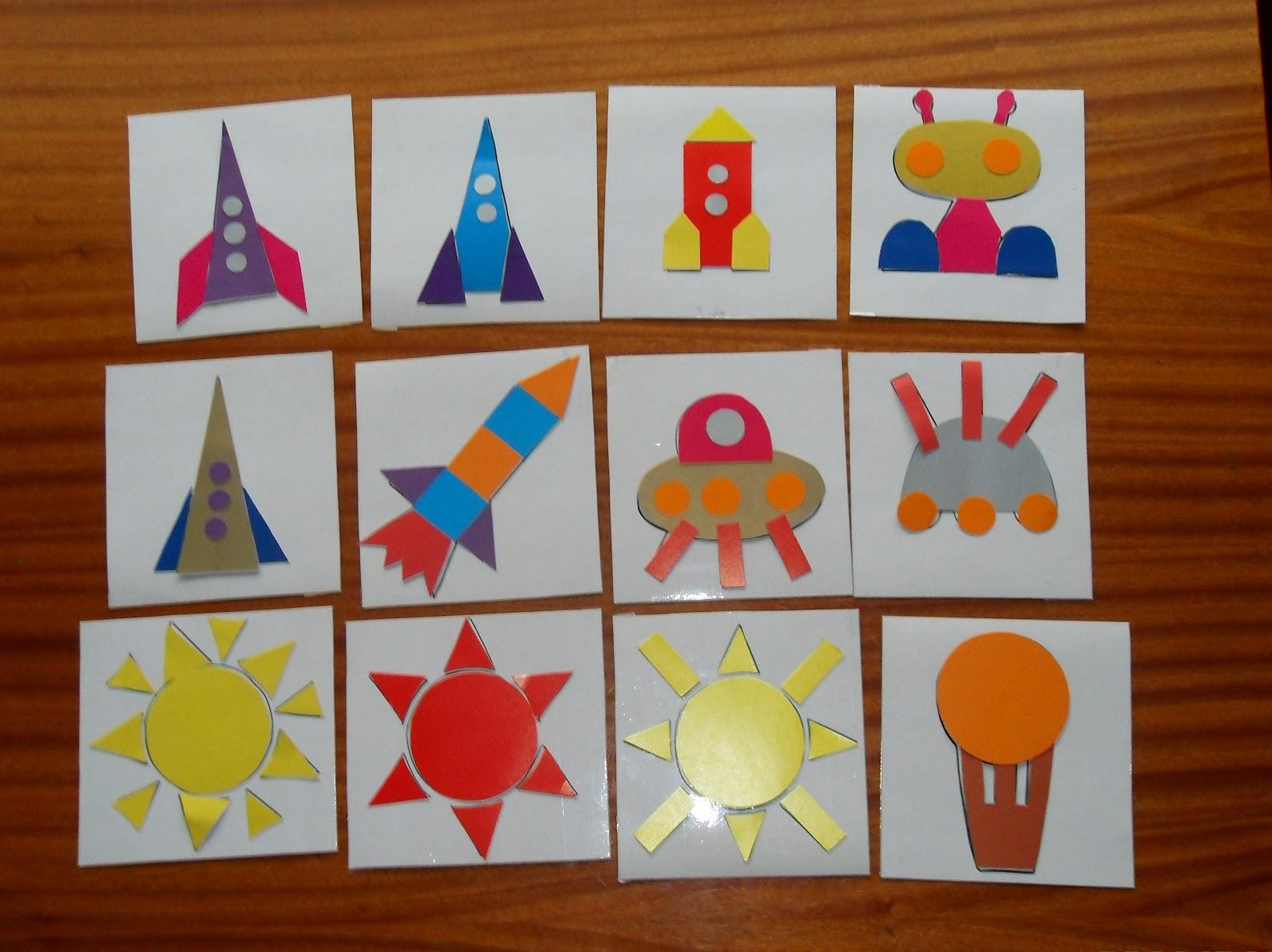 Поделки для дошкольников из бумаги картинки