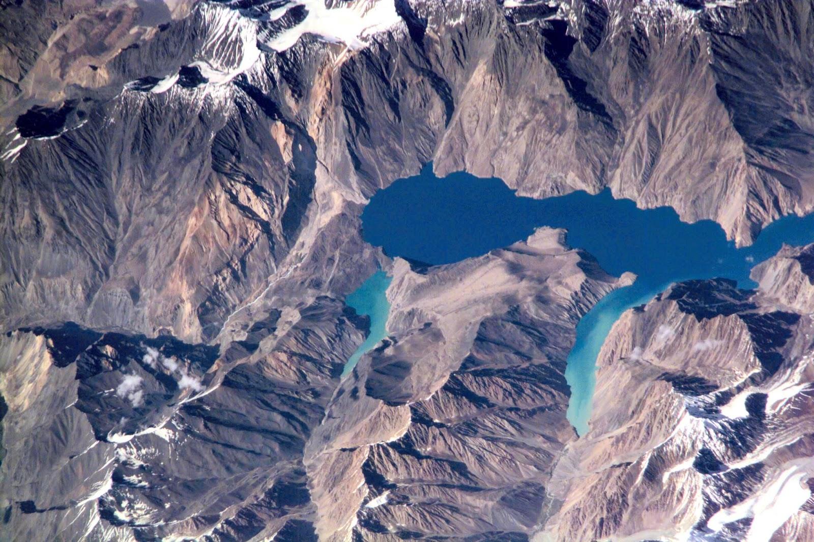 Lake Sarez - Tajikistan